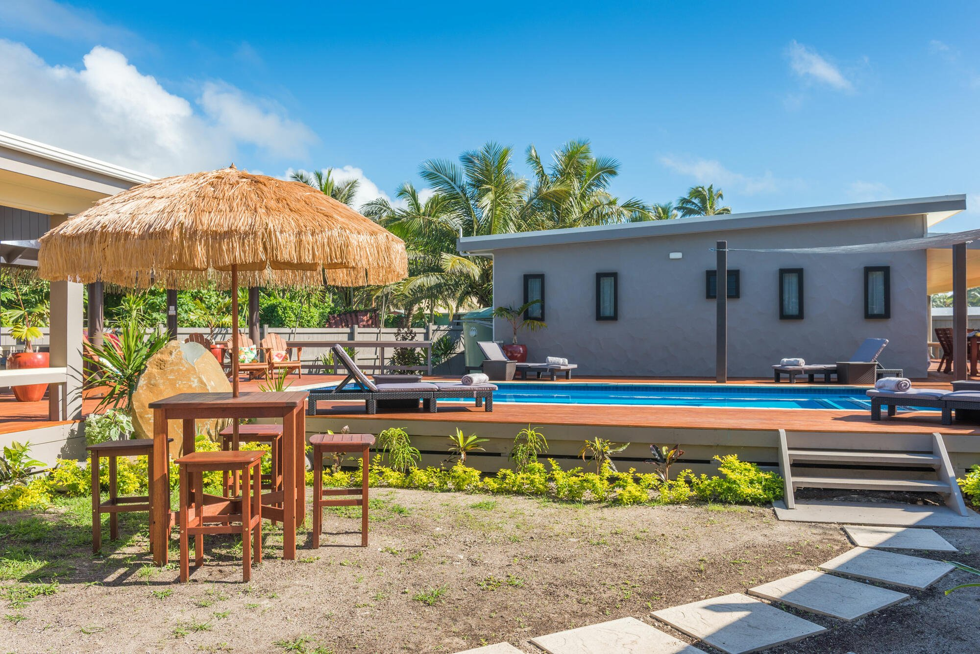 Foto Di Ville Lussuose turangi holiday villas | cook islands