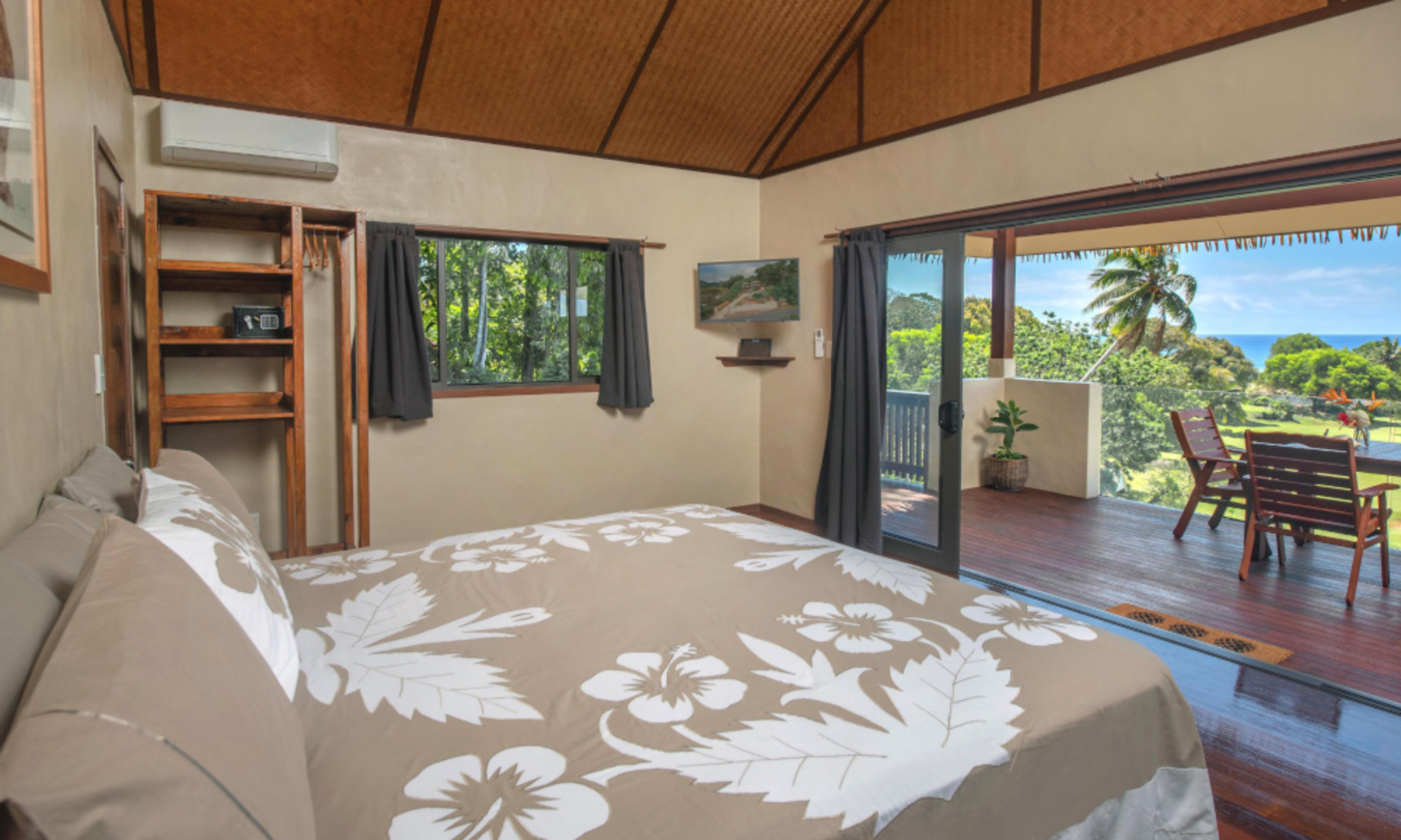 Rainbow Villas Luxury Accommodation Rarotonga