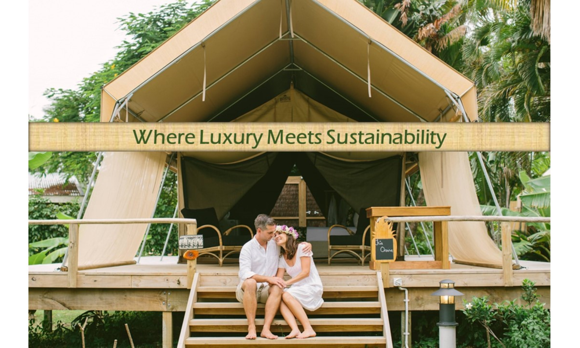 HERO where luxury meets sustainability