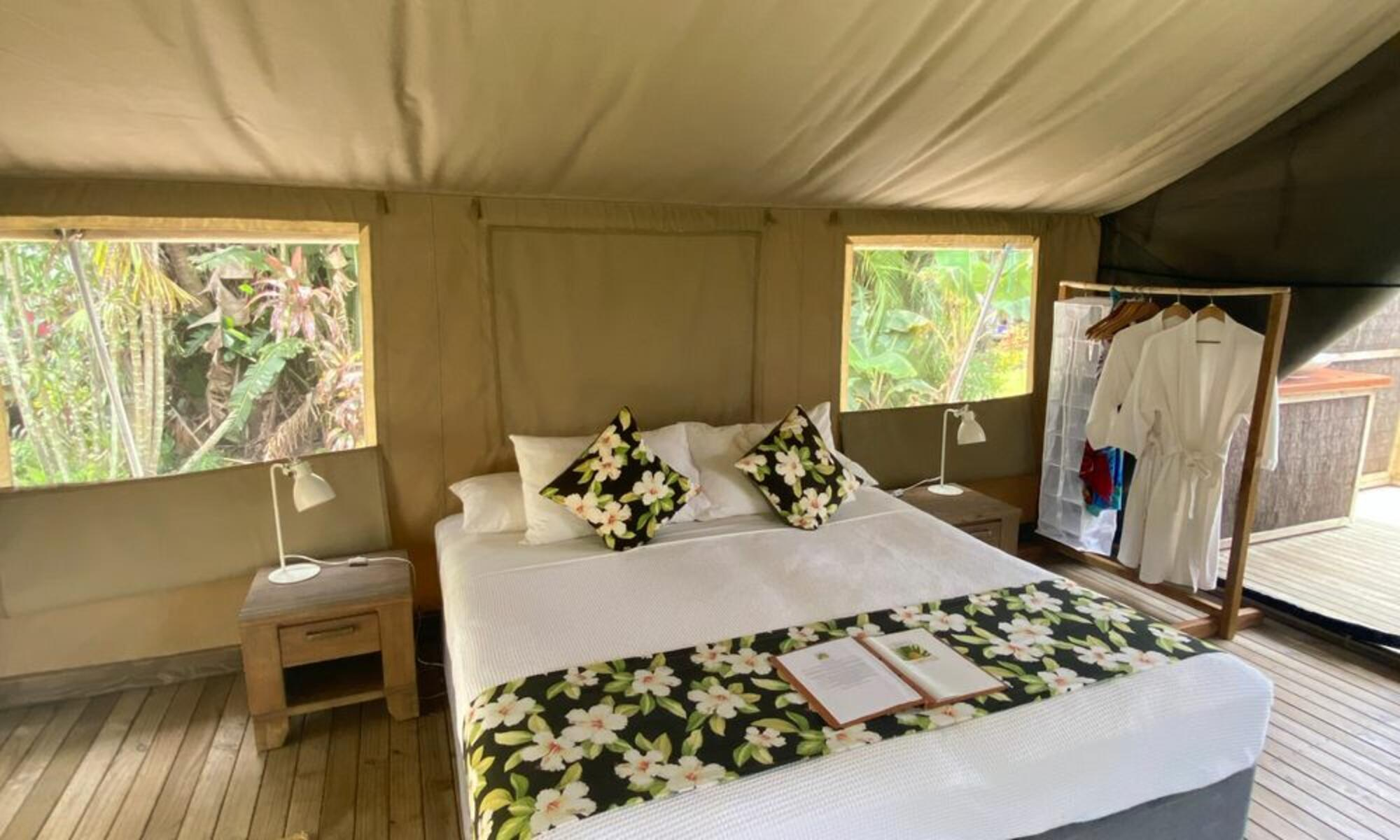 Ikurangi Retreat - Luxury Safari