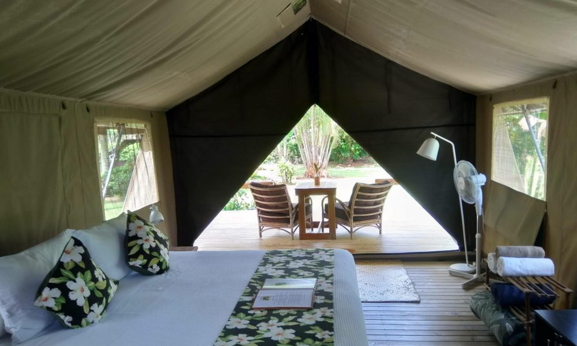 Ikurangi Retreat - Luxury Safari Retreat