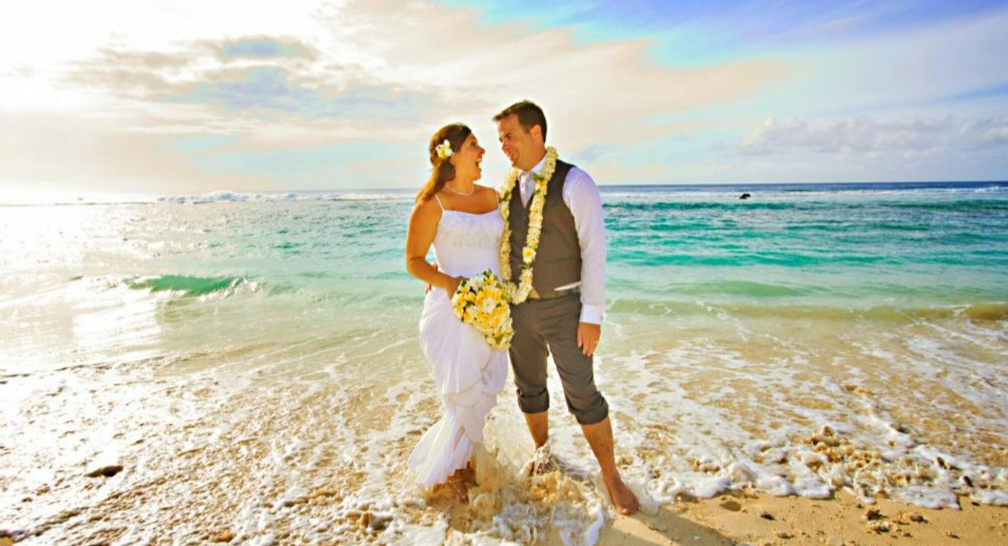 Weddings at Edgewater Resort & Spa Rarotonga