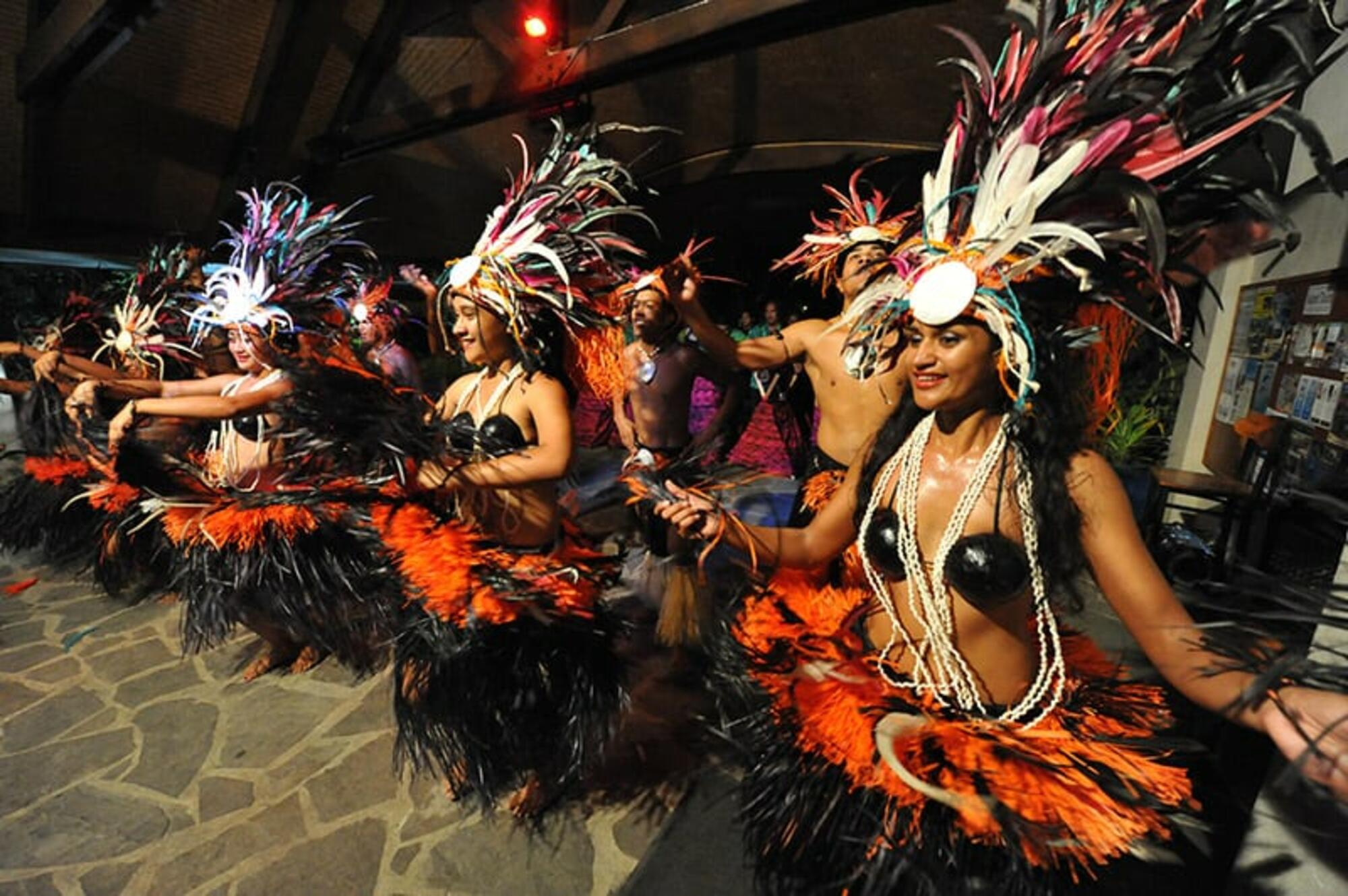 Experience the Cook Islands culture with Crown Beach Resort and Spa's Island Night