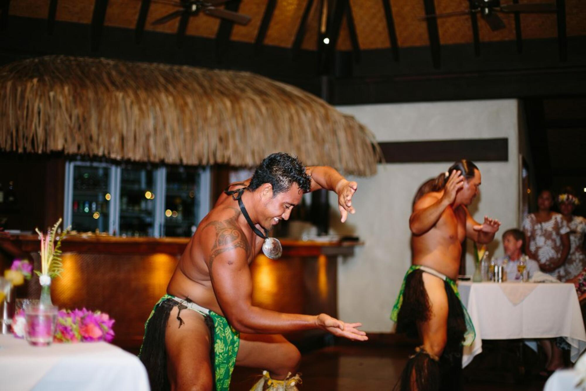 Island Night at Pacific Resort Aitutaki