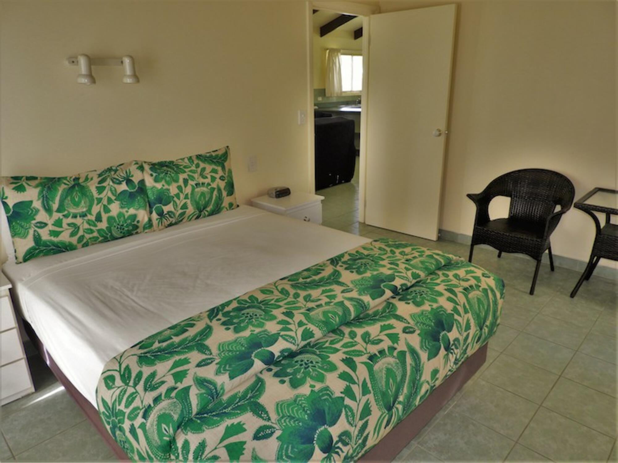 Garden Villa Master Suite at Edgewater Resort and Spa
