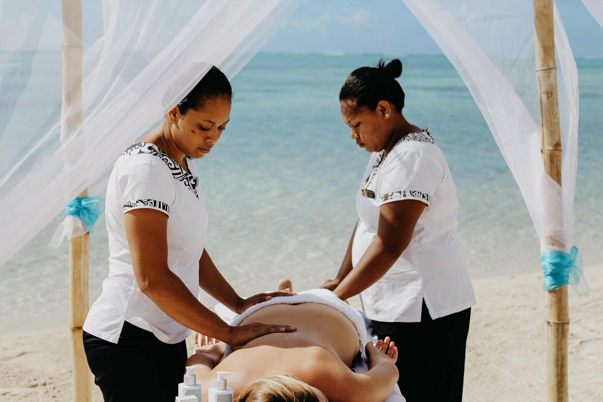 The Beauty Spa at Muri Beach Club Hotel in Rarotonga